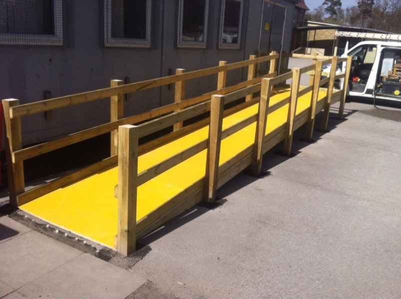 High Visibility Anti Slip Floor Sheets