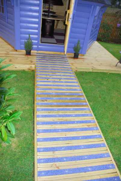 Colourdec Matching Anti Slip Decking Strips