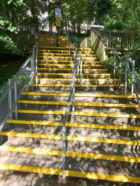 Anti Slip Stair Nosing