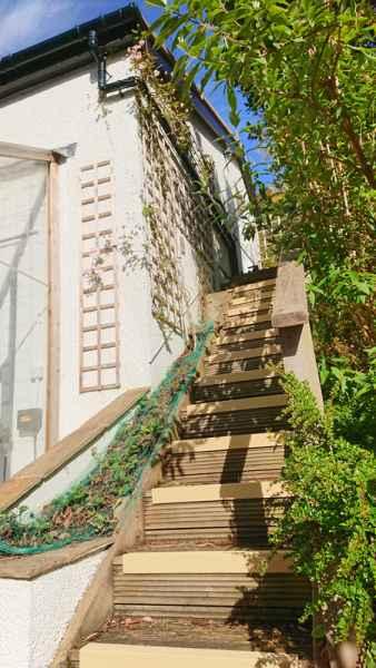 Anti Slip Decking Stair Nosings