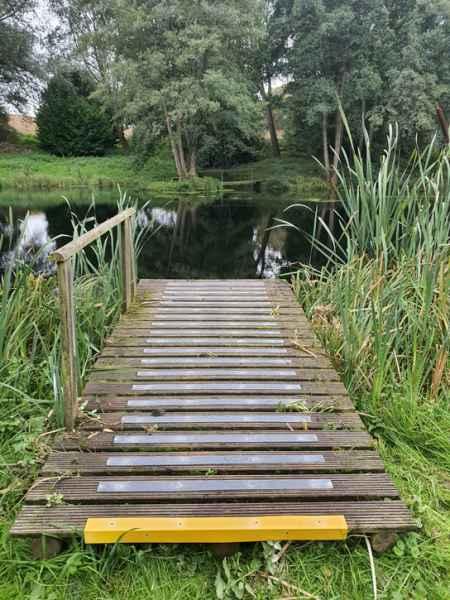 Non slip Decking Strips fishing Walkway pontoon