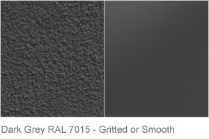 Dark Grey RAL 7016 - Gritted or Smooth finish