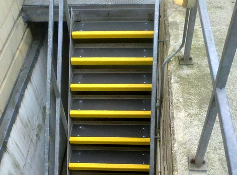 Quick And Easy To Install, Improving Stair Safety.