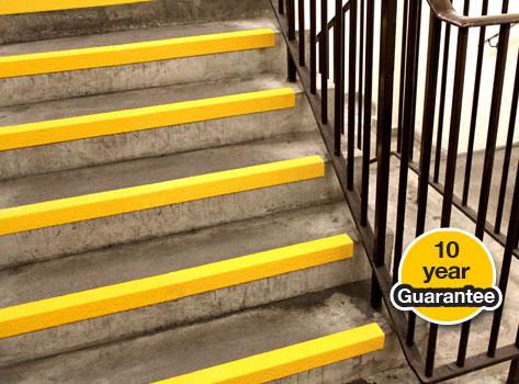 Anti Slip Stair Nosing Non Slip Stair Nosings Dda