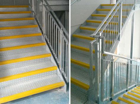Image Result For Slip Resistant Stair Tread Nosings