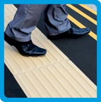 Anti-Slip Tactile Paving - Safe Tread