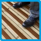 Non-Slip Decking Strips - Safe Tread