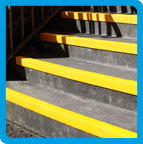 Anti-Slip Stair Nosing - Safe Tread