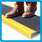 Anti-Slip Stair Treads - Safe Tread
