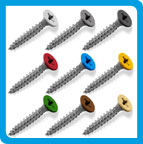 Adhesives & Screw Fixings.