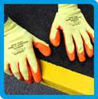 safety gloves ppe