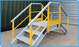 Stair Access Platforms