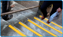 Anti Slip Step Strips.