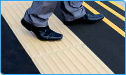 Anti-Slip Tactile Paving