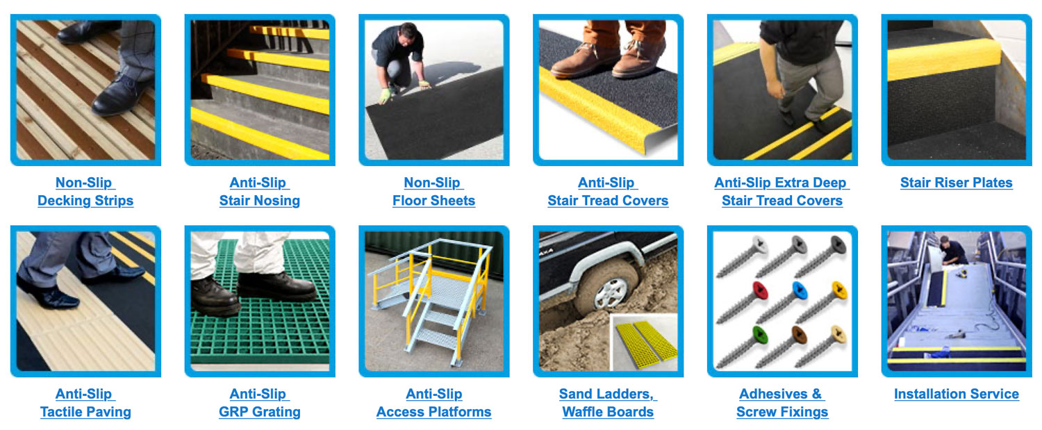 Safe Tread Products
