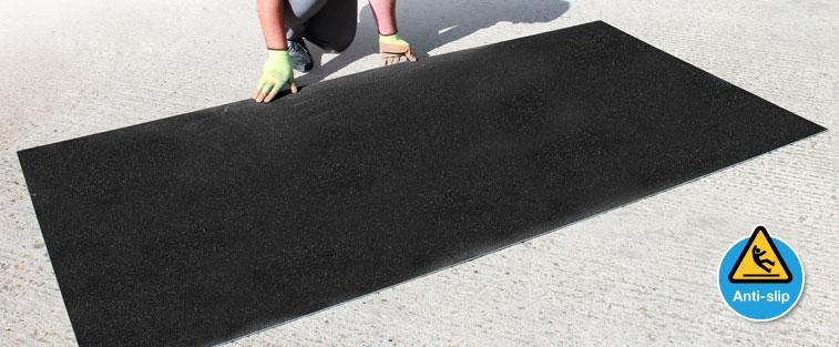 Anti Slip Floor Safety Grooving : Anti slip stair floor safety safe tread uk