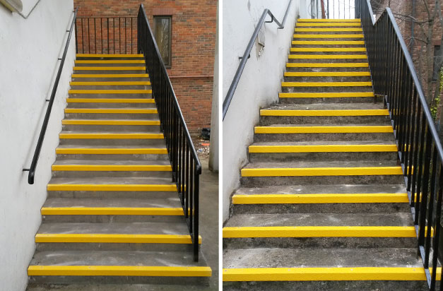Anti Slip Stair Nosing Industrial And Commercial